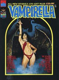 VAMPIRELLA Volume 30 1973 Replica Edition