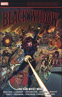 BLACK WIDOW Epic Collection The Coldest War