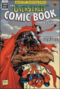 COMIC BOOK PRICE GUIDE 50th Edition 2020-21 Spawn