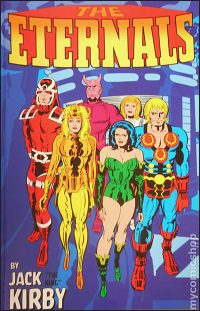 THE ETERNALS By Jack Kirby Monster-Size