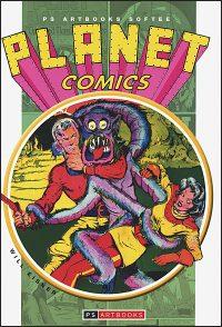 PLANET COMICS Volume 1