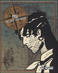 CORTO MALTESE Volume 12 Mu The Lost Continent