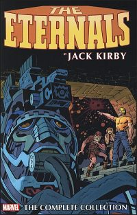 ETERNALS BY JACK KIRBY The Complete Collection