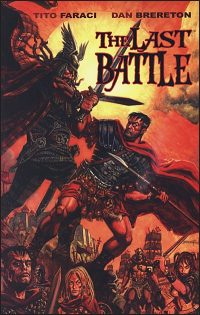 THE LAST BATTLE Signed
