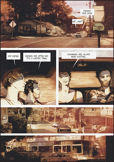 MELVILE A Graphic Novel