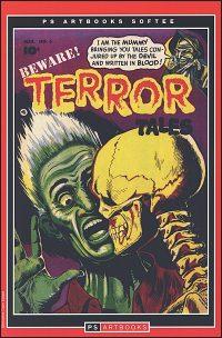PS Artbooks Softee Beware! Terror Tales Volume 2