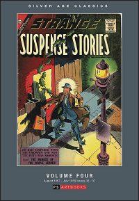 SILVER AGE CLASSICS STRANGE SUSPENSE STORIES Volume 4