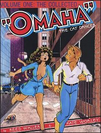 THE COLLECTED OMAHA THE CAT DANCER Volume 1