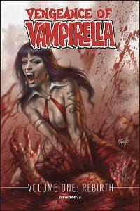 VENGEANCE OF VAMPIRELLA Volume 1 Rebirth