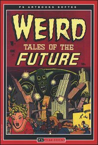 PS Artbooks Softee Weird Tales of the Future Volume 1
