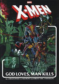 X-MEN GOD LOVES, MAN KILLS Extended Cut Gallery Edition