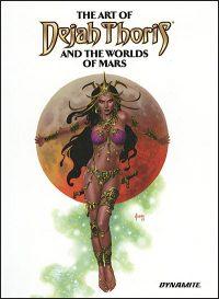 THE ART OF DEJAH THORIS AND THE WORLDS OF MARS Volume 2 Hurt