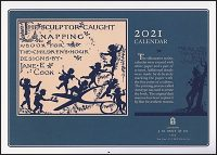 JANE COOK 1835-1920 2021 Calendar