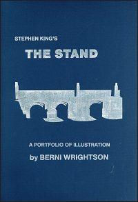 STEPHEN KING'S THE STAND PORTFOLIO BY BERNI WRIGHTSON