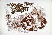 JOSH KIRBY THE VOYAGE OF THE AYEGUY PORTFOLIO