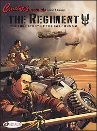 THE REGIMENT The True Story of the SAS Book 2