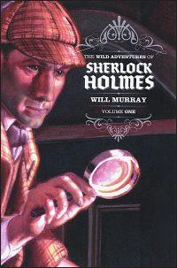 WILD ADVENTURES OF SHERLOCK HOLMES Hardcover