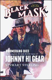 BLACK MASK LIBRARY BOOMERANG DICE