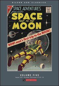 SILVER AGE CLASSICS SPACE ADVENTURES Volume 5