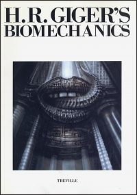 H.R. GIGER'S BIOMECHANICS JAPANESE VERSION