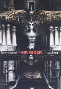 H.R. GIGER'S POSTERBOOK