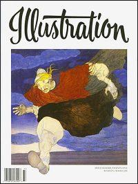 ILLUSTRATION MAGAZINE #21