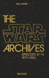 STAR WARS ARCHIVES EPISODES IV-VI 1977-1983 40th Anniversary Edition