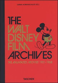 WALT DISNEY FILM ARCHIVES Animated Movies 1921-1968  40th Anniversary Edition