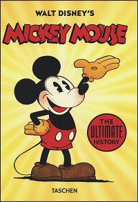 WALT DISNEY'S MICKEY MOUSE The Ultimate History 40th Anniversary Edition