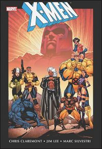 X-MEN BY CHRIS CLAREMONT & JIM LEE Omnibus Volume 1