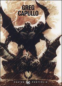 DC POSTER PORTFOLIO Greg Capullo