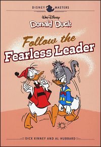 DISNEY MASTERS Volume 14 Donald Duck Follow the Fearless Leader