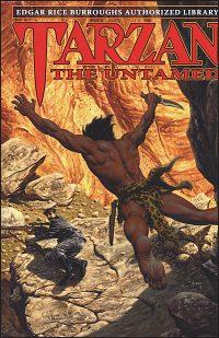 EDGAR RICE BURROUGHS AUTHORIZED LIBRARY Volume 7 Tarzan the Untamed