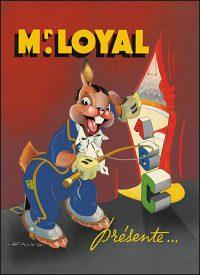 MR. LOYAL LIVRE CALVO
