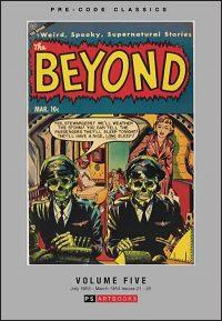 PRE-CODE CLASSICS: THE BEYOND Volume 5 Hardcover
