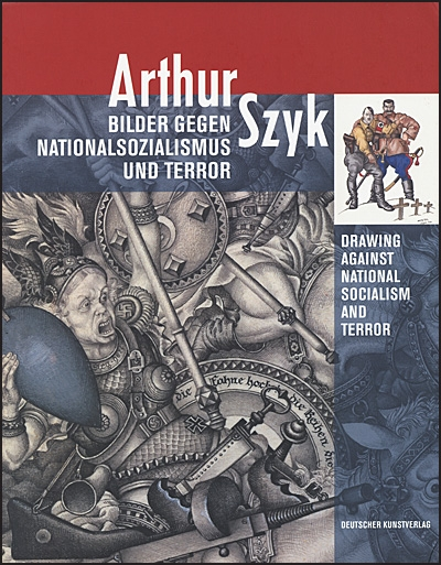 ARTHUR SZYK DRAWING AGAINST NATIONAL SOCIALISM AND TERROR