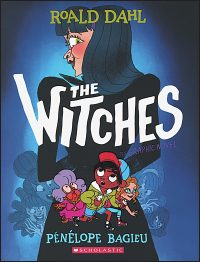 ROALD DAHL THE WITCHES Hardcover
