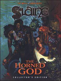 SLAINE THE HORNED GOD Collector's Edition