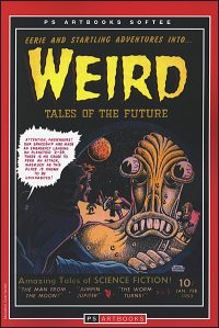PS Artbooks Softee Weird Tales of the Future Volume 2