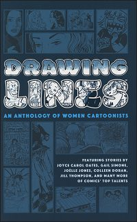 DRAWING LINES An Anthology of Women Cartoonists
