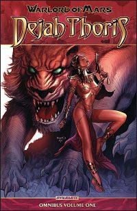 WARLORD OF MARS Dejah Thoris Omnibus Volume 1 Hurt