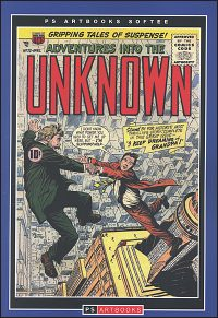ADVENTURES INTO THE UNKNOWN Volume 13
