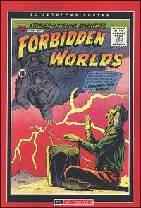 FORBIDDEN WORLDS Volume 13