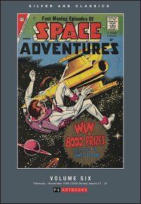 SILVER AGE CLASSICS: SPACE ADVENTURES Volume 6