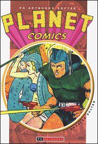 PS Artbooks Softee Planet Comics Volume 3