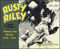 RUSTY RILEY DAILIES Volume 2