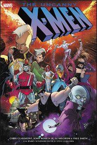 UNCANNY X-MEN Omnibus Volume 4