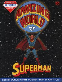 THE AMAZING WORLD OF SUPERMAN Tabloid Edition