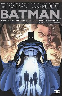 BATMAN Whatever Happened to the Caped Crusader?