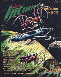 BLACK INFINITY Volume 6 Insidious Insects